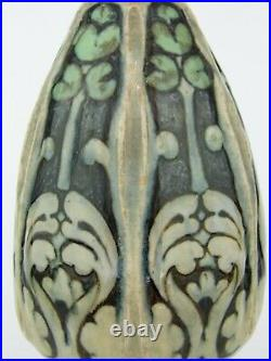 A Wonderful Doulton Lambeth Arts & Crafts Vase by Francis C Pope