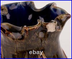 Antique Doulton Lambeth Commission Vase Frank Butler 1887