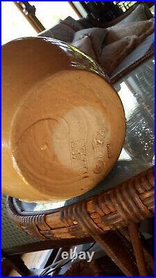 Antique Doulton Lambeth Salt-glazed Stoneware Jug'SPECIAL HIGHLAND WHISKY