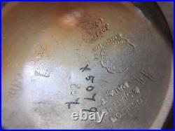 Antique Royal Doulton Lambeth Slater Stoneware Signed 15 3/4 Vase