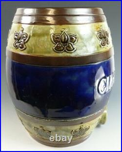 DOULTON LAMBETH Pottery Large GINGER WINE Jar Edith Beard