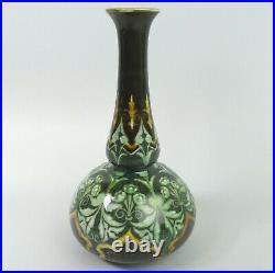 Doulton Lambeth Eliza Simmance Art Pottery Vase 1884