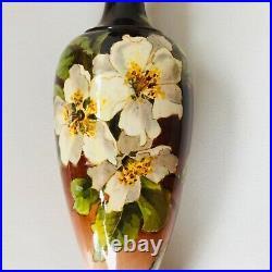 Doulton Lambeth Faience Vases, Alice Marshall & Fanny J Allen