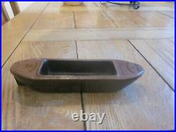 Doulton Lambeth Stoneware Advertising Thames Barge Desk Tidy Tough & Henderson