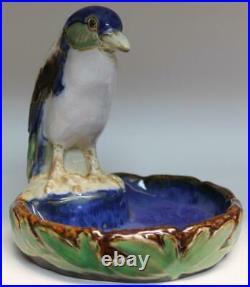 Doulton Lambeth Stoneware Bibelot Kingfisher Tray Harry Simeon X8946