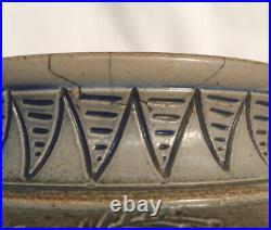 Doulton Lambeth Stoneware Jar and Cover