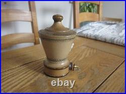 Excellent Condition Doulton Stoneware Miniature Jas Lewis London Water Filter