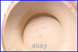 Exhibition Doulton Lambeth Pate Sur Pate Seagulls Vase By Florence Lucy Barlow 5