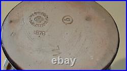 George Tinworth Royal Doulton Lambeth vintage Victorian antique blue brown vase