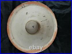 LARGE Royal Doulton Edith Coleman Stoneware Vase