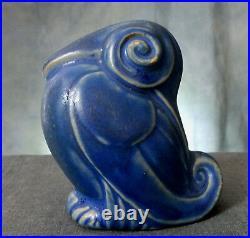 Rare Doulton Miniature Mark V. Marshall Designed Bird 1905