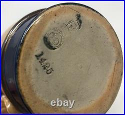 Rare Royal Doulton Stoneware Whisky Haig Distillery Jug Glased c1890