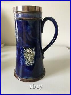 Royal Doulton Lambeth Presentation Jug BSA Shooting Cup