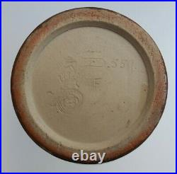 Royal Doulton Lambeth Vase Eliza Simmance Antique Art Nouveau Stoneware