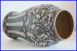 Royal Doulton Lambeth Vase William Rowe Design c. 1918