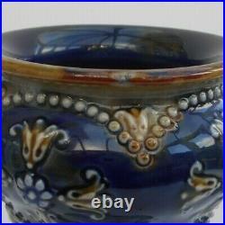 Royal Doulton Lambeth Vases Louisa Wakely Art Nouveau 1902 / 1905