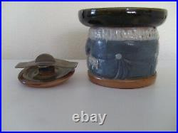 Royal Doulton The best is not too good Tobacco Jar