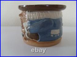 Royal Doulton The best is not too good lidded jar X8593 NO LID